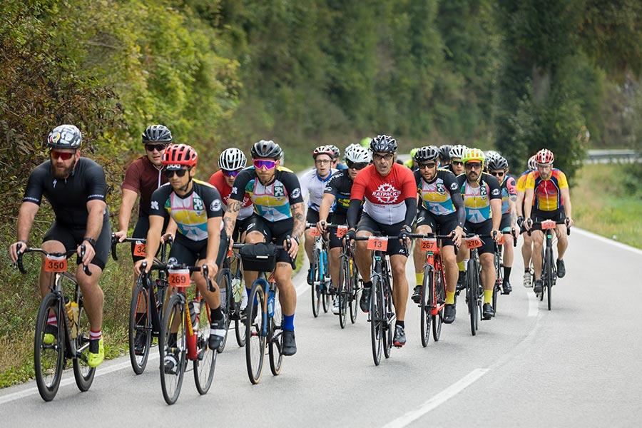 Radmarathon, Radausflug, Halbmarathon und 10km-Lauf (Foto: Rainer Mirau)