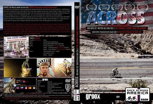 DVD Across - Der Weg ist weiter als das Ziel