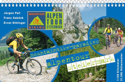 Mountainbike-Paradies Alpentour Steiermark