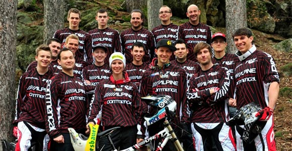 Alpine Commencal Cycling Team Austria