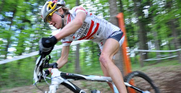 Lisi Osl gewinnt beim Bikeopening Stattegg