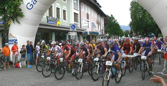 Radsportfestival GarmischPartenkirchen 08