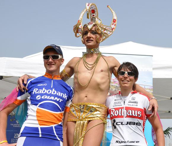 Heißer MTB Open Gran Canaria Marathon