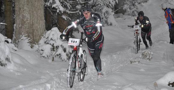 Sieg für Golderer beim Ziegler CitySign Ice Rider