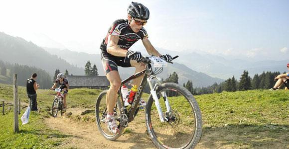 Golderer mit Topplatzierung beim Ironbike