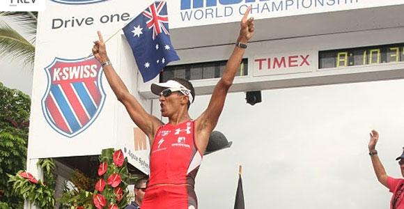 Ironman Hawaii: McCormack triumphiert
