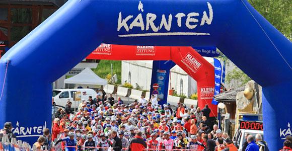 Kärnten Radmarathon Bad Kleinkirchheim 2010