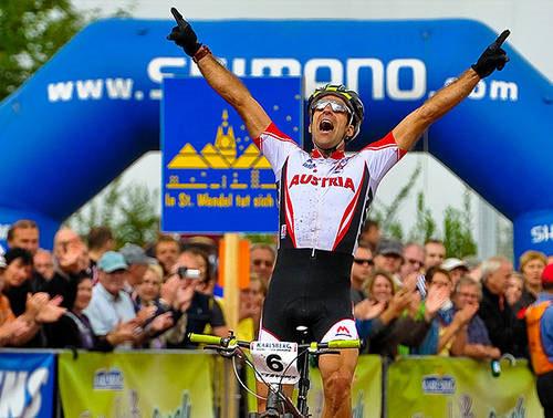 Alban Lakata erfüllt sich seinen großen Traum - Weltmeister!