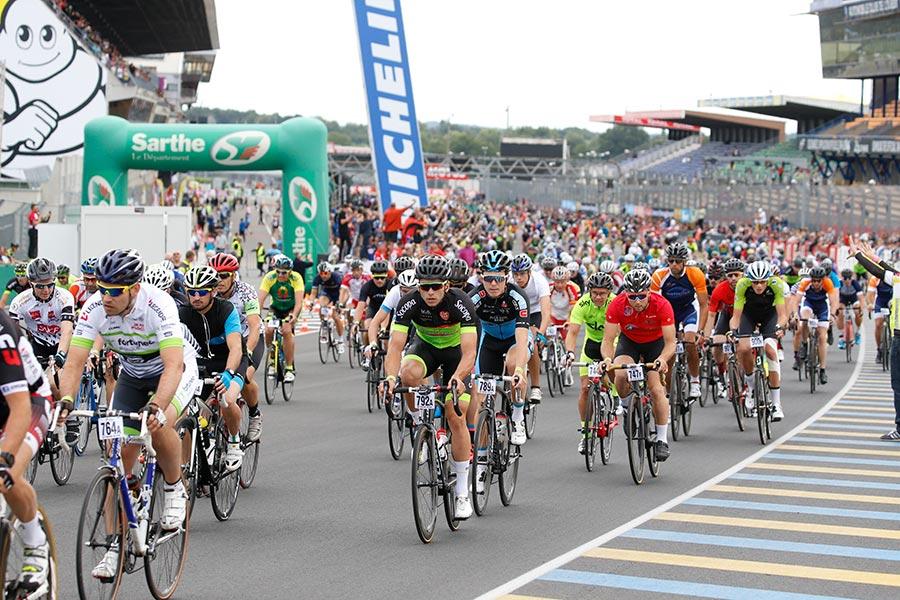 Shimano 24 Hours Cycling Le Mans mit 540 Teams | Maratona, Calendario e Novità. Austria, Germania, Italia, Svizzera, Europa.