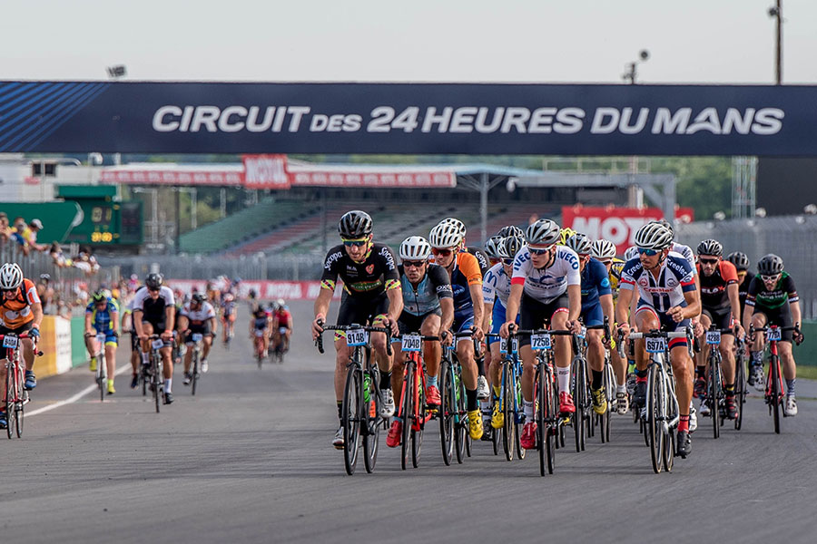 Shimano 24 Hours Cycling in Le Mans 22.-23.8.2020