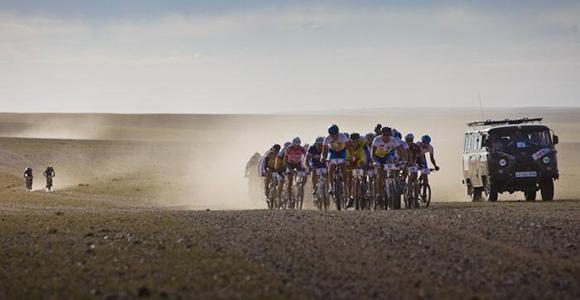 Mongolia Bike Challenge 2011