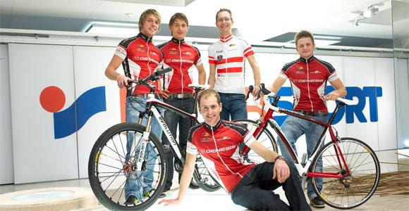 Das neue Muskelkater Genesis Team
