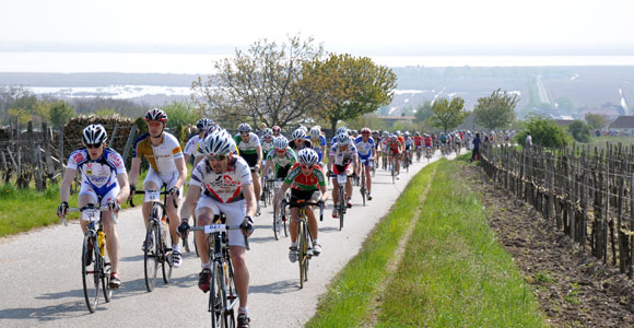 Impressionen Neusiedler See Radmarathon