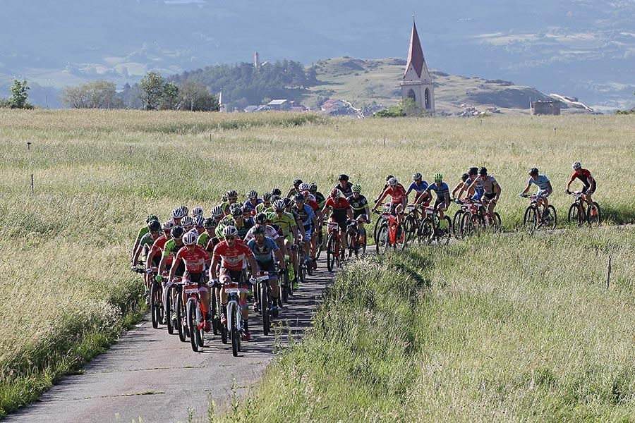 Start und Ziel des Ortler Bike Marathon befinden sich im mittelalterlichen Städtchen Glurns