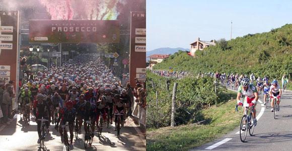 Prosecco Cycling Classic in Valdobbiadene