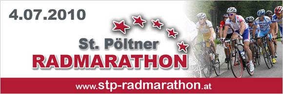 3. St. Pöltner Radmarathon 4.7.2010