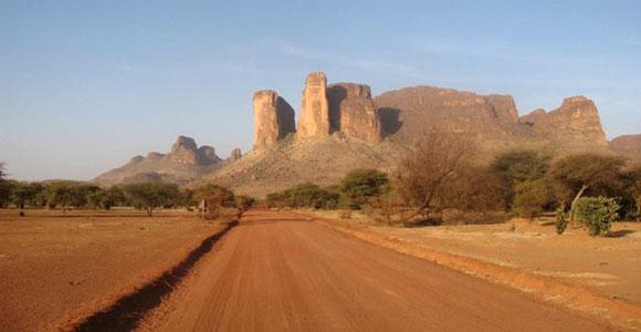 Bike Dreams: The Timbuktu Tour