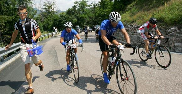 Jeantex Tour Transalp 2007: Rang 2!