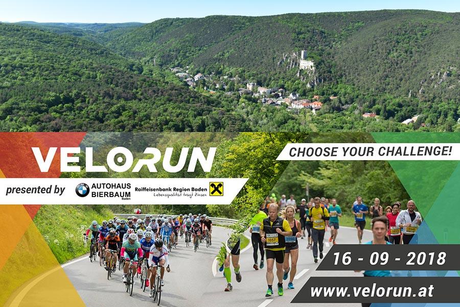 Radmarathon, Radausflug, Halbmarathon und 10km-Lauf