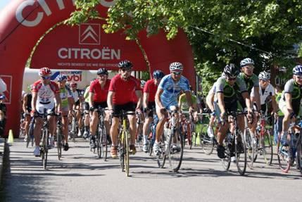2. vita club Radmarathon am Sonntag den 2. Mai 2010