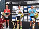 Daniel Geismayr und Christina Kollmann-Forstner holen Silber bei der Marathon WM