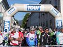 Spannende Duelle beim Engadin Radmarathon