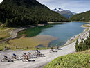 Mit dem Mountainbike durch den Nationalpark Stilfserjoch