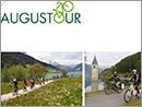 Augustour 2015 - Genussradeln auf der Via Claudia Augusta