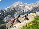 Saalfelden Leogang bietet Bikesport große Bühne
