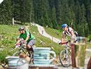 Mountainbike-Saisonausklang mit Techniktraining