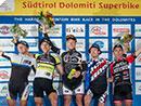 Dolomiti Superbike: Kristian Hynek und Sally Bigham gewinnen