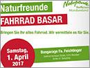 Fahrradbasar der Naturfreunde Mondsee 1.4.2017