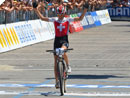 Christoph Sauser und Annika Langvad sind die neuen Weltmeister