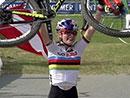 Laura Stigger ist MTB Cross Country Junioren Europameisterin