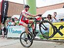 Österreichs Staatsmeisterduo siegt beim Grazer Bike-Marathon