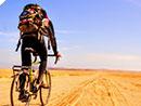 Benefizveranstaltung mit Extremradfahrer Helmut Pucher