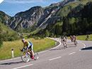 Highlander Radmarathon: Section-Control am Arlberg