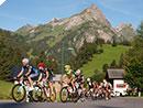Highlander-Radmarathon mit Start und Ziel in Hohenems 13. August 2017