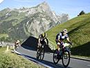 Highlander-Radmarathon am 11. August 2019 mit Start und Ziel in Hohenems