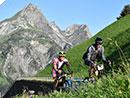 Highlander-Radmarathon Champions 2019: Laila Orenos und Stefan Kirchmair