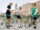 Historica - Rundfahrten auf klassischen Rennrädern 2015