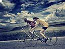 Historica - Rundfahrten auf klassischen Rennrädern 2016