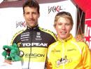 Alban Lakata und Günther Pernkopf siegen beim Ironbike in Ischgl