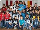 Gesamtsiegerehrung ARBÖ Kärnten Sport MTB Nachwuchscup 2017