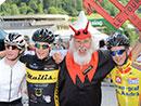 Beim Kärntner Radspektakel gab´s nur Sieger
