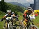 UCI Mountainbike Marathon WM 2013 in Kirchberg