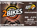 Kremstal 2Bikes Challenge 22.6.2013