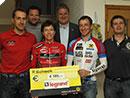 Legrandcup Gesamtsieger Kurt Cottogni und Brigitte Krebs