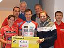 Gesamtsiegerehrung Legrand Jedermannradcup 2015