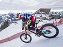 Max Stöckl bezwingt härteste Ski-Abfahrt der Welt